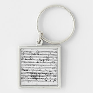 Sonate Premiere for violin and harpsichord Key Chains