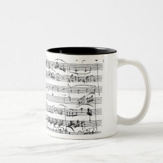 Sonate Premiere for violin and harpsichord Mug