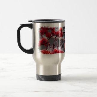SONB Snow on Berries; No Text Travel Mug