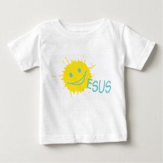 Sonburst Jesus Collection Baby T-Shirt