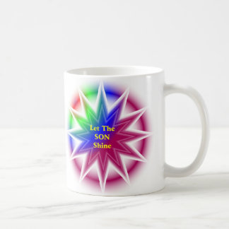 SONburst: Let the SON shine Coffee Mug
