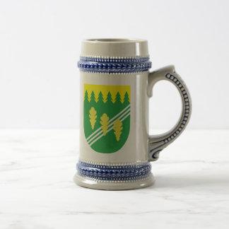 Sonda Parish, Estonia 18 Oz Beer Stein