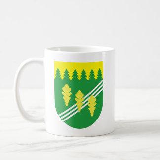 Sonda Parish, Estonia Classic White Coffee Mug