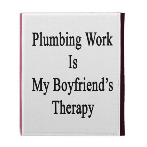Sondear el trabajo es la terapia de mi novio