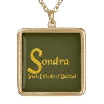 Sondra Necklace