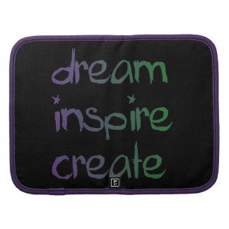 Soñe, inspire, cree planificador