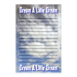 Soñe pequeños efectos de escritorio ideales papelería personalizada