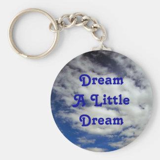 Soñe un pequeño llavero ideal