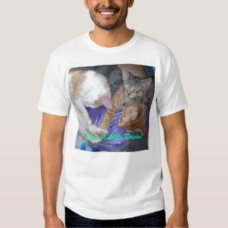 ¡Soñe un pequeño sueño! Camisas