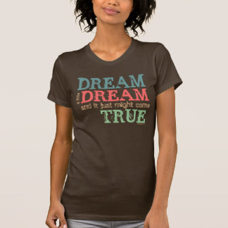 Soñe un pequeño sueño…. poleras