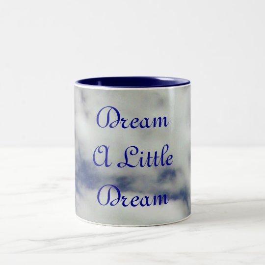 Soñe una pequeña taza ideal