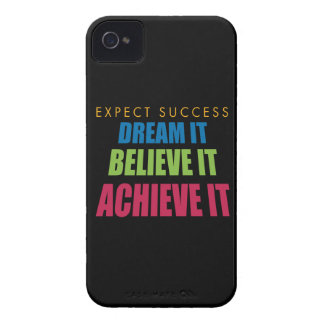 Sóñelo y alcáncelo iPhone 4 Case-Mate coberturas