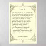 Soneto # 40 de William Shakespeare Impresiones