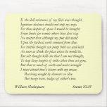 Soneto # 44 de William Shakespeare Tapete De Raton