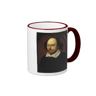 Soneto de Shakespeare # 18 Taza De Dos Colores
