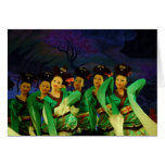 Song and Dance of Tang Dynasty Cards