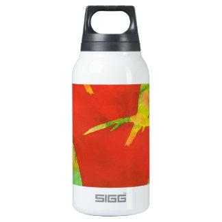 Song Bird Batik Print Insulated Water Bottle
