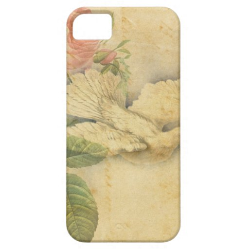 Song Bird Bring Peace iPhone 5 Cover