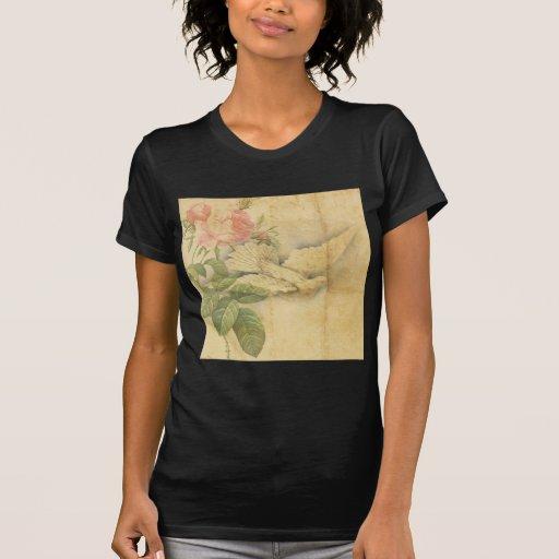 Song Bird Bring Peace Shirts