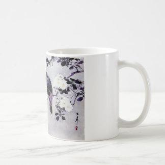 Song Bird Japanese print Coffee Mug
