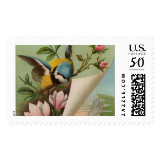 Song bird postage