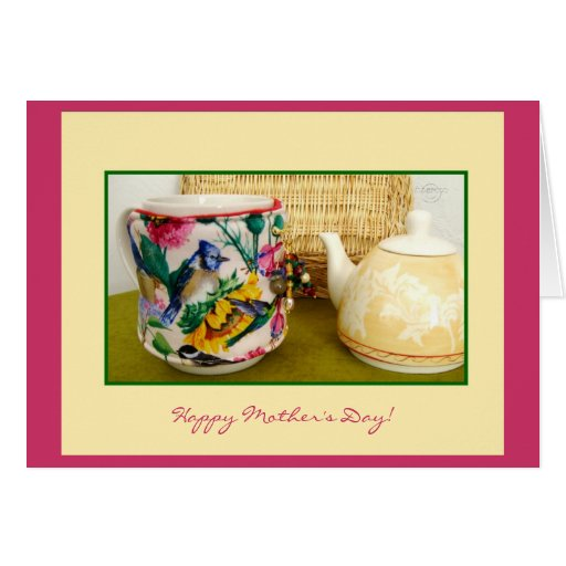 Song Birds Mother's Day Card