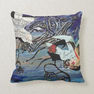 Song Birds Pillow