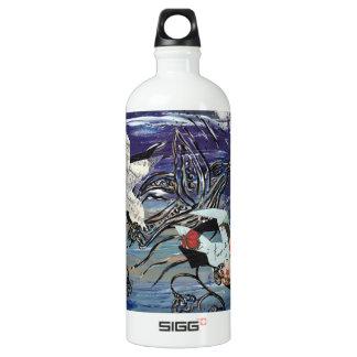 Song Birds SIGG Traveler 1.0L Water Bottle