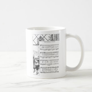 Song For a Caged Canary Coffee Mug