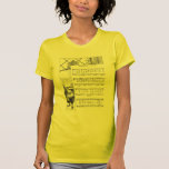 Song For a Caged Canary T-Shirt