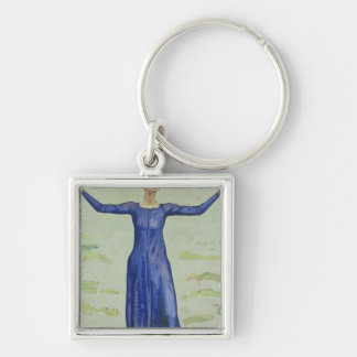Song in the Distance, 1914 Keychain