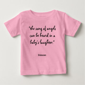 song-of-angels01 baby T-Shirt