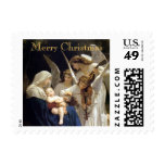 Song of Angels Christmas Postage