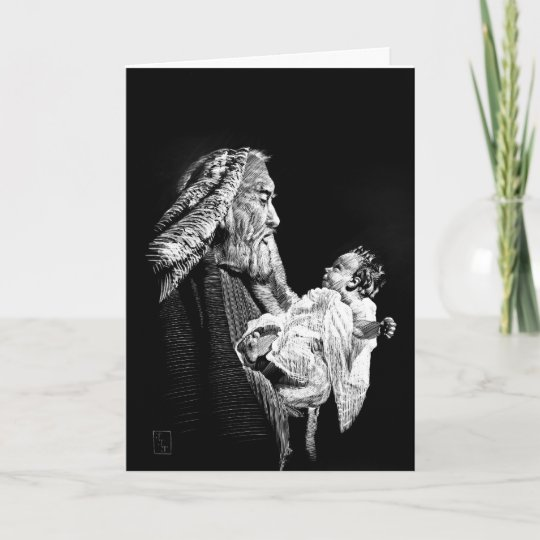 Song of simeon greeting card zazzle song of simeon greeting card m4hsunfo