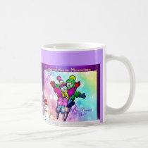 Song of Snow Mountain Mug