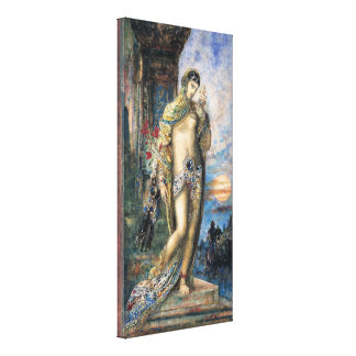 Song of Songs Art by Gustave Moreau 1893 Canvas Print
