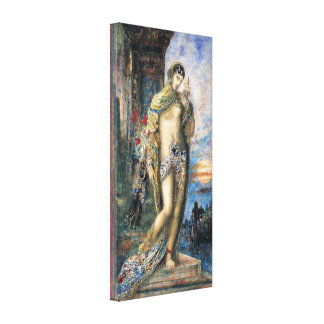 Song of Songs by Gustave Moreau Canvas Prints