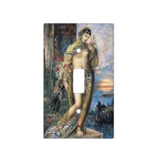 Song of Songs by Gustave Moreau Light Switch Cover