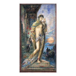 Song of Songs by Gustave Moreau Photo Art