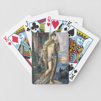 Song of Songs by Gustave Moreau Bicycle Poker Cards
