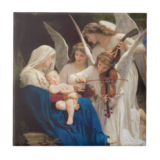 Song of the Angels Ceramic Tile