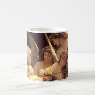 Song of the Angels Classic White Coffee Mug