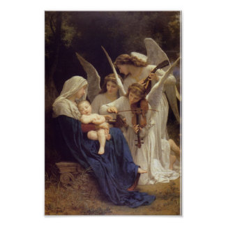 Song of the Angels Print
