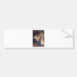Song of the Angels - William-Adolphe Bouguereau Bumper Sticker