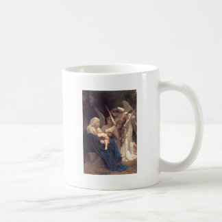 Song of the Angels - William-Adolphe Bouguereau Coffee Mug