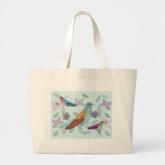 Song of the Birds Tote Bag