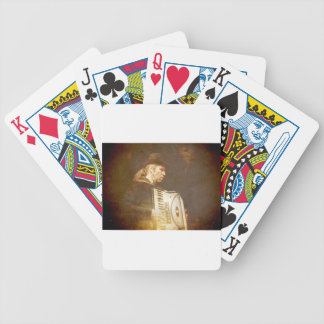 Song of the Gypsy King Bicycle Playing Cards
