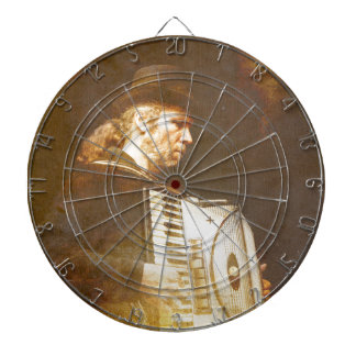 Song of the Gypsy King Dart Board