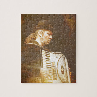 Song of the Gypsy King Jigsaw Puzzle