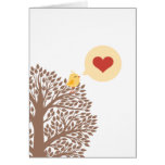 Song of the Heart Greeting Cards